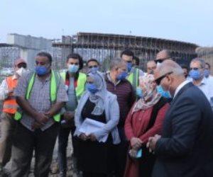 وزير النقل: إنهاء تنفيذ مشروع تطوير طريق بنها - المنصورة يونيو المقبل