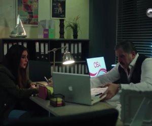 فرصة تانية الحلقة 9.. ورطة ياسمين صبرى بعد تسريب بيانات مشروعات الشركة