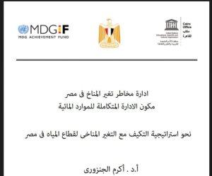 درسات: مصر تستطيع التكيف مع انخفاض تدفقات النيل بين 10% و15%