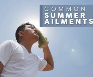 اليرقان والتسمم الغذائي.. أشهر 7 أمراض شائعة في فصل الصيف