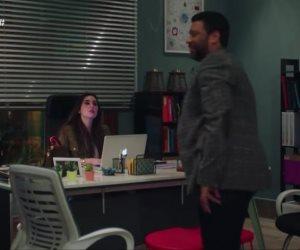 مسلسل فرصة تانية الحلقة 10..ياسمين صبرى تتوصل إلى مسرب بيانات الشركة