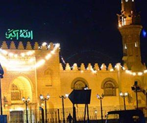 إذاعة القرآن الكريم تواصل بث صلاة التراويح من جامع «عمرو بن العاص»