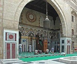 الآثار تحرر محضرًا ضد عامل لإتلافه مسجد الأمير جمال في الجمالية