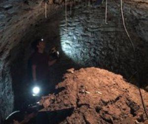 ملل كورونا يقود بريطاني لاكتشاف نفق تحت منزله عمره 120 عاما (صور)