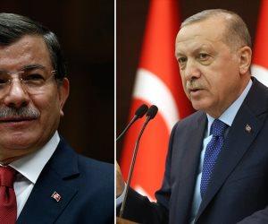 أزمة الكمامات تطلق الغضب على أردوغان.. داوود أغلو يتهم نظام أنقرة بالفشل (فيديو)