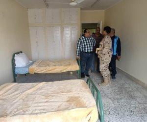 المدن الجامعية جاهزة لاستقبال المصريين المصابين والعالقين بسبب فيروس كورونا (صور)
