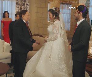 """مسلسل """"فلانتينو"""" الحلقة 16.. عادل إمام يتزوج داليا البحيرى"""