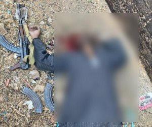 بعد تبادل لإطلاق النار.. مصرع أخطر زعيم تشكيل عصابي للسرقة بالإكراه في أسيوط (صور)