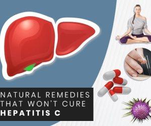 من اليوجا إلى حليب الشوك..  6 وصفات علاجية لا تشفي من التهاب الكبد الوبائي