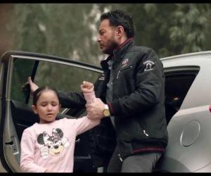 """مسلسل البرنس الحلقة 19.. نور تفتح """"رأس"""" أحمد زاهر وتصفعه بـ""""القلم"""""""