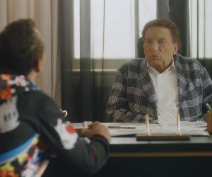 """""""فلانتينو"""" الحلقة 26.. وفاة د.عبد العزيز حزنا على خطبة هدى المفتى من عمرو وهبة"""