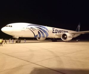 وصول 245 من العالقين بالإمارات إلى مطار مرسى علم (صور)