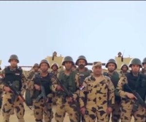 """"""" ماسك سلاحي """" .. هاني شاكر يجسد تضحيات شهداء الجيش في سيناء بأغنية جديدة (فيديو)"""