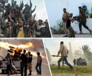 تسجيل صوتي.. تمرد في صفوف مرتزقة أردوغان في ليبيا بعد انكشاف خدعة الرواتب الوهمية