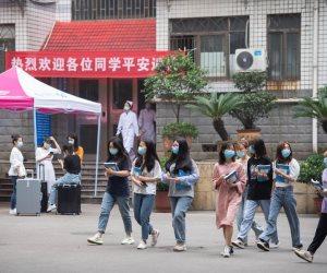 الكمامات والمطهرات.. شروط عودة الدراسة فى الجامعات الصينية (صور)