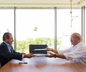 """""""أورا ديفلوبرز"""" توقع اتفاقيات مع أوراسكوم للإنشاءات وبنك مصر لبناء وتمويل ZED الشيخ زايد"""