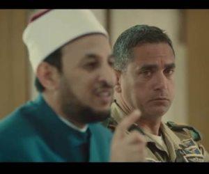 الشيخ رمضان عبدالمعز يوضح معنى كلمة «كفر» في مسلسل الاختيار (فيديو)