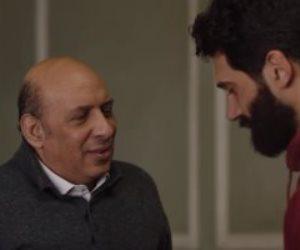الحلقة 21 من فرصة تانية.. زياد يخرج من السجن ويزور قبر ريهام
