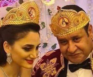 صبري نخنوخ يتزوج بأحد كنائس الإسكندرية (فيديو)