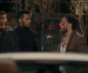 """علقة ساخنة.. أول لقاء بين رضوان """"محمد رمضان"""" وإخوته في الحلقة 23 من مسلسل البرنس (فيديو)"""