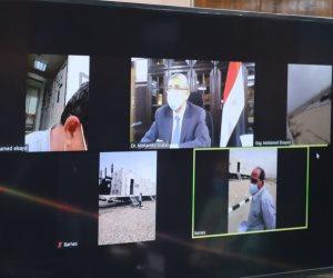 في أول يوم عمل.. ربط «مرسى علم» بالشبكة الكهربائية بتكلفة 970 مليون جنيه