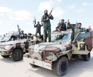 تقدمات جديدة للجيش الليبي.. تحرير الأصابعة من ميليشيات الوفاق