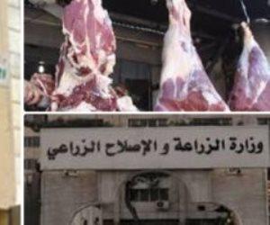 قبل العيد.. «الزراعة» تكشر عن أنيابها لمافيا اللحوم والأغذية الفاسدة