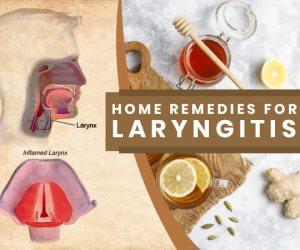 10 علاجات منزلية بسيطة لالتهاب الحنجرة.. أبرزها البابونج والكافور