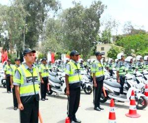 وزارة الداخلية ترفع السيارات المتواجدة على كورنيش النيل بالمحافظات وقت الحظر