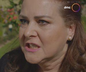 """مسلسل """"فلانتينو"""" الحلقة 29.. دلال عبد العزيز تكتشف زواج الزعيم من داليا البحيري"""