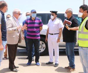 صور.. رئيس الوزراء يتفقد منشآت خدمية بمدينة شرم الشيخ
