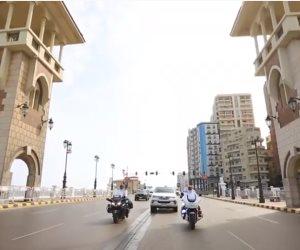 استعدادات وزارة الداخلية لتأمين عيد الفطر والتصدى للتجمعات في الشوارع (فيديو)