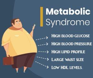 متلازمة التمثيل الغذائي.. عوامل الخطر الخمسة بين الأسباب والعلاج والوقاية