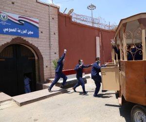 الداخلية :  خروج 475 من نزلاء السجون بعفو رئاسي وإفراج شرطي