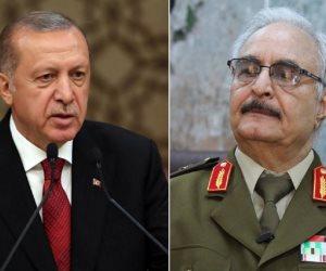 ليبيا تواجه العدوان التركي.. و«حفتر» يدعو لمواجهة غزو الأتراك الغاشم