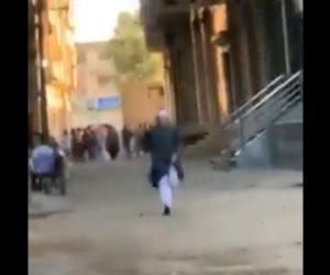 أوقاف الدقهلية تكشف تفاصيل فيديو هروب إمام بنبروه: طالب ثانوي حاول إقامة صلاة العيد