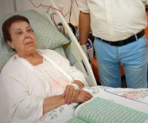 ابنة رجاء الجداوي: بدلا من الشائعات ادعولها ربنا يشفيها