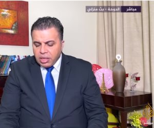 الجزيرة تستعين بمداخلة للهجوم على مصر.. والضيف: الحكومة التزمت بتعليمات منظمة الصحة