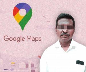 «خرائط جوجل» تتسبب في إثارة الخلافات الزوجية.. وهندي يوثق الواقعة
