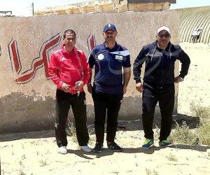 لليوم الرابع ...شمال سيناء تواصل إغلاق الشواطئ.. وفرق شبابية تتابع منع الأهالي ( صور).