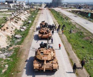 ما الذي يعنيه الانفجار الغامض بطريق حلب اللاذقية الدولي أثناء محاولات فتحه ؟