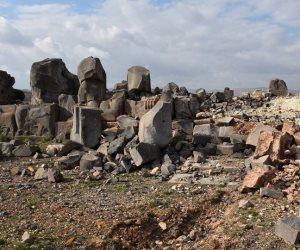 تركيا تنهب آثار عفرين.. وأهالي قرية سورية يكشفون مخطط أردوغان