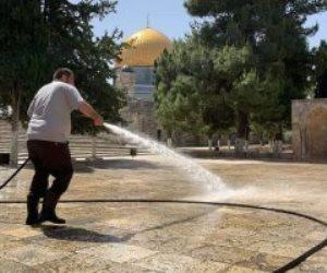 دائرة الأوقاف الإسلامية تعلن فتح جميع أبواب المسجد الأقصى الأحد المقبل