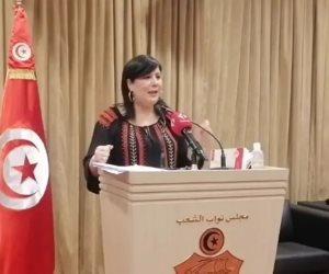 النائبة التونسية عبير موسى تكشف دور قطر في تمويل حركة النهضة عبر جمعية القرضاوي