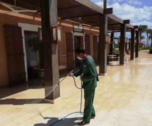 تفاصيل أول إصابة بكورونا داخل فندق في الغردقة بعد عودة السياحة