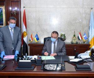 بعد إصابة 3 قيادات بـ «كورونا».. ماذا يحدث في ديوان محافظة الإسكندرية