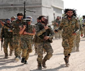 للمشاركة في المعارك.. أردوغان ينقل أطفال سوريا إلى ليبيا