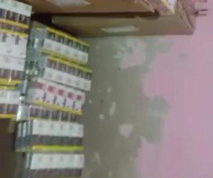 الداخلية :ضبط 223 قضية تلاعب فى أسعار السجائر (صور)