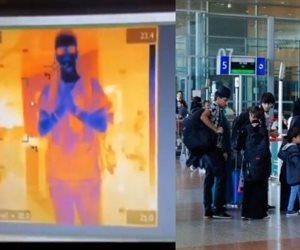 المطارات المصرية تستعد لعودة الطيران.. شبكة كاميرات حرارية لرصد درجة حرارة القادمين للبلاد