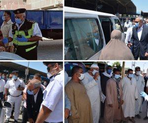 احذر عدم لبس الكمامة.. هكذا تطبق محافظات مصر  القانون على غير الملتزمين